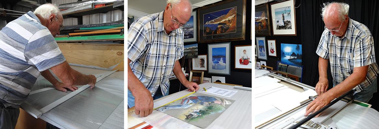 Repairs And Restorations | Brisbane | Precision Picture Framing